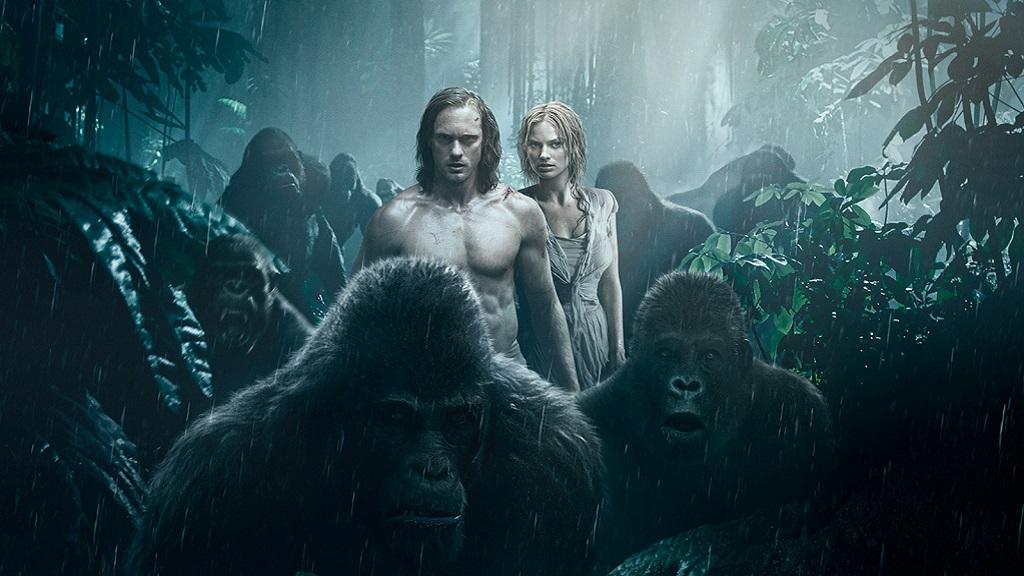 Tarzan Gespielt Von