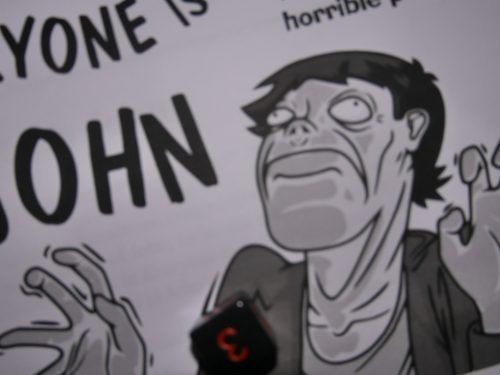 """Everyone is John"" by Michael B. Sullivan"
